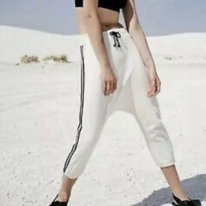 Free People Olympia Alix Harem Jogger size med